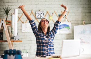 Choosing to be happy at work