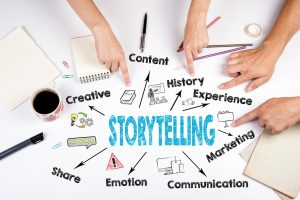 Storytelling for career success